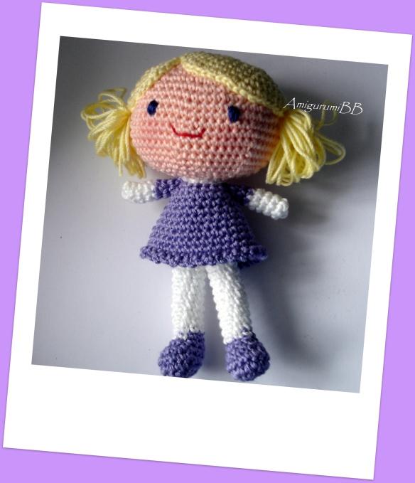 amigurumi doll AmigurumiBBs Blog