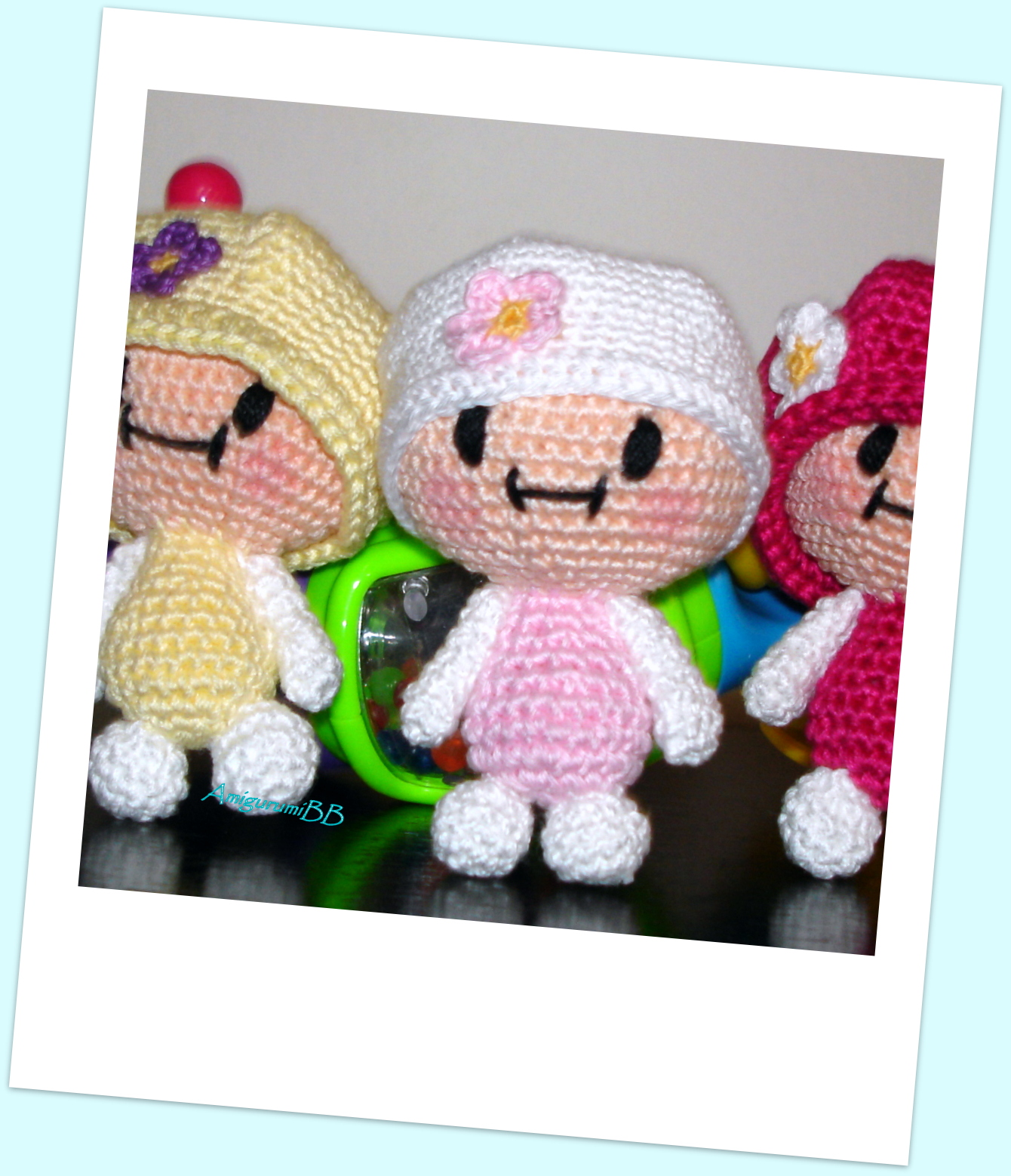Small Amigurumi Doll Pattern : Free amigurumi pattern! Little Karla Girl AmigurumiBBs Blog
