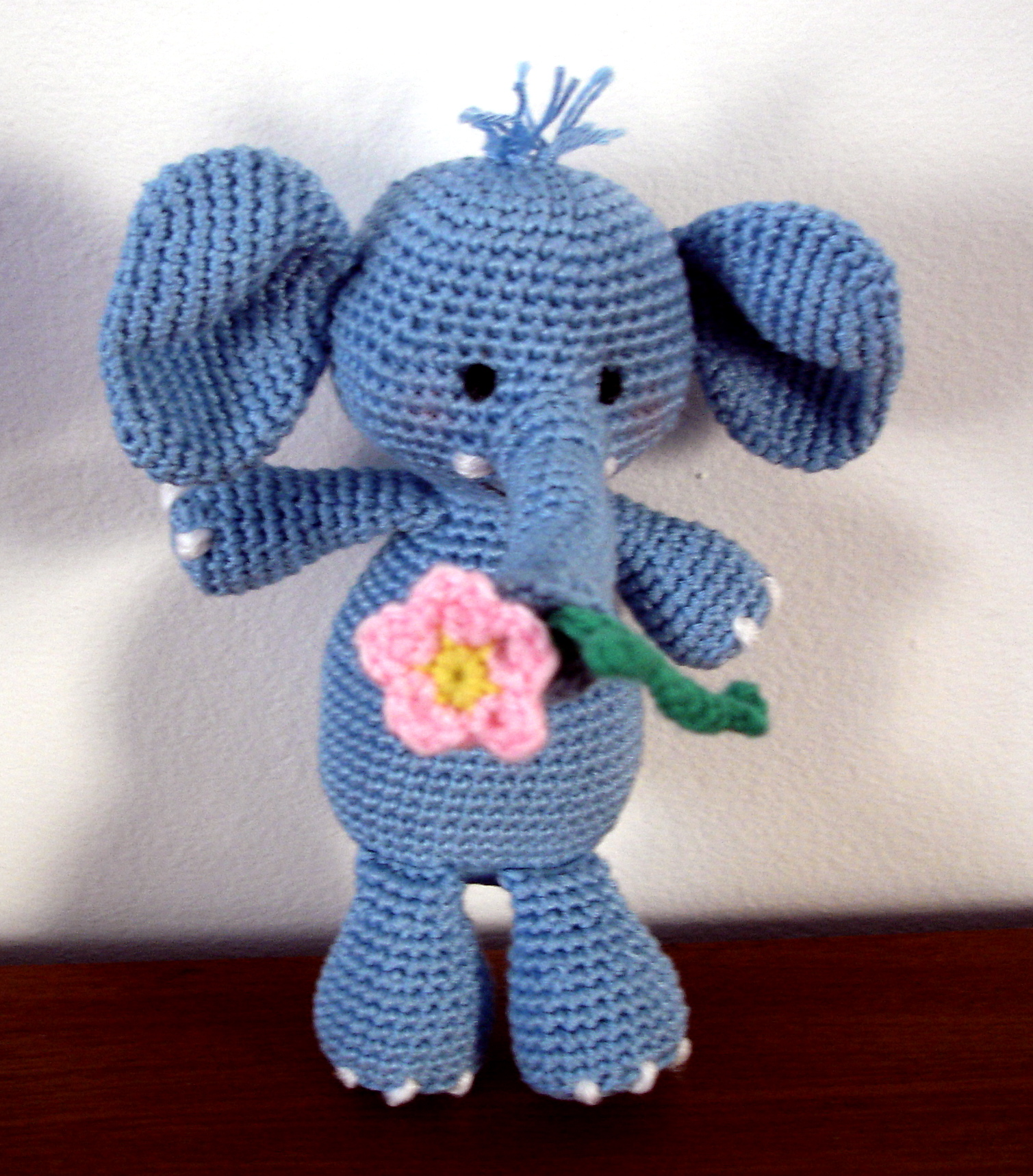Ella The Elephant Free Crochet Pattern : 301 Moved Permanently