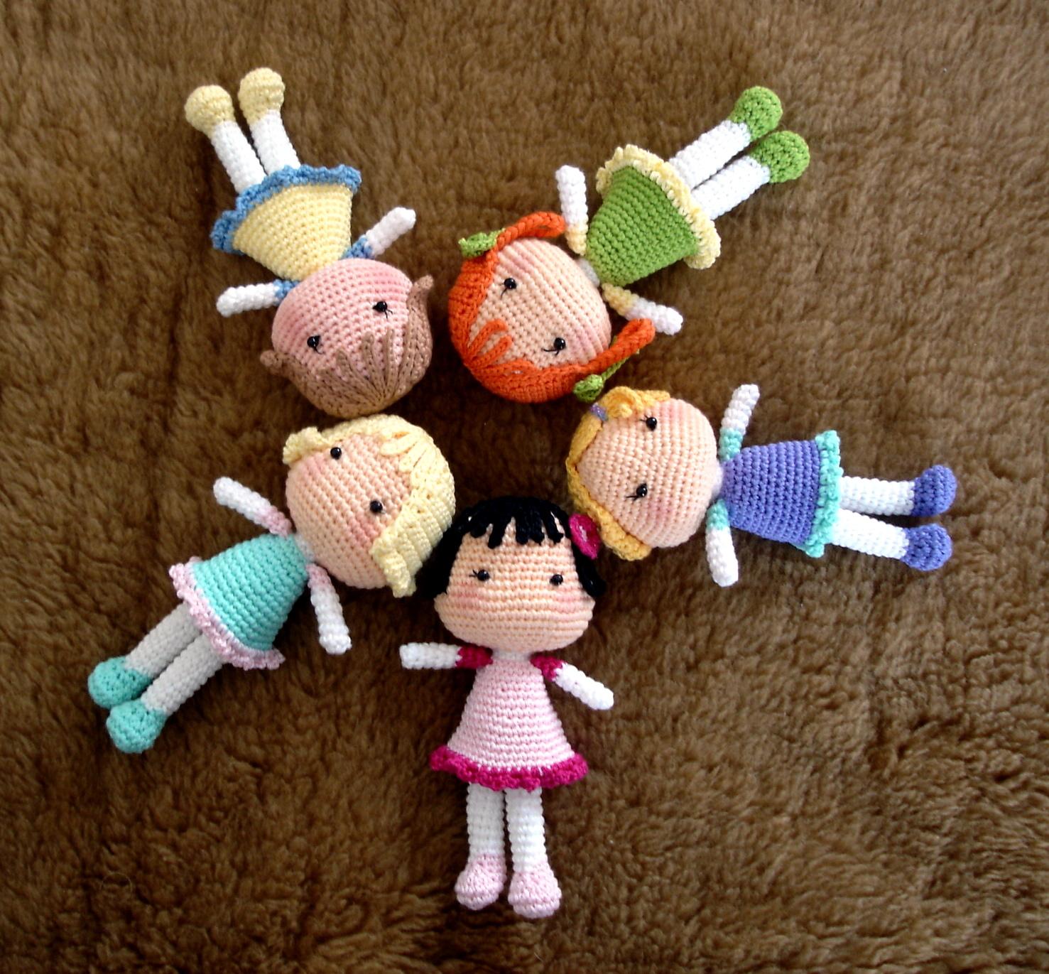 BB Dolls AmigurumiBBs Blog