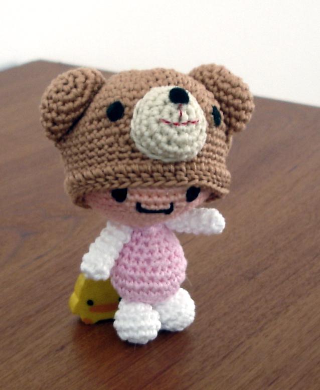 Crochet Hat Patterns For Dummies : Karla s Hats AmigurumiBBs Blog