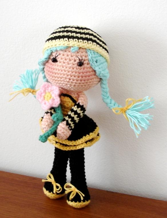Amigurumi Bee Girl Free Pattern : Tried out patterns AmigurumiBBs Blog