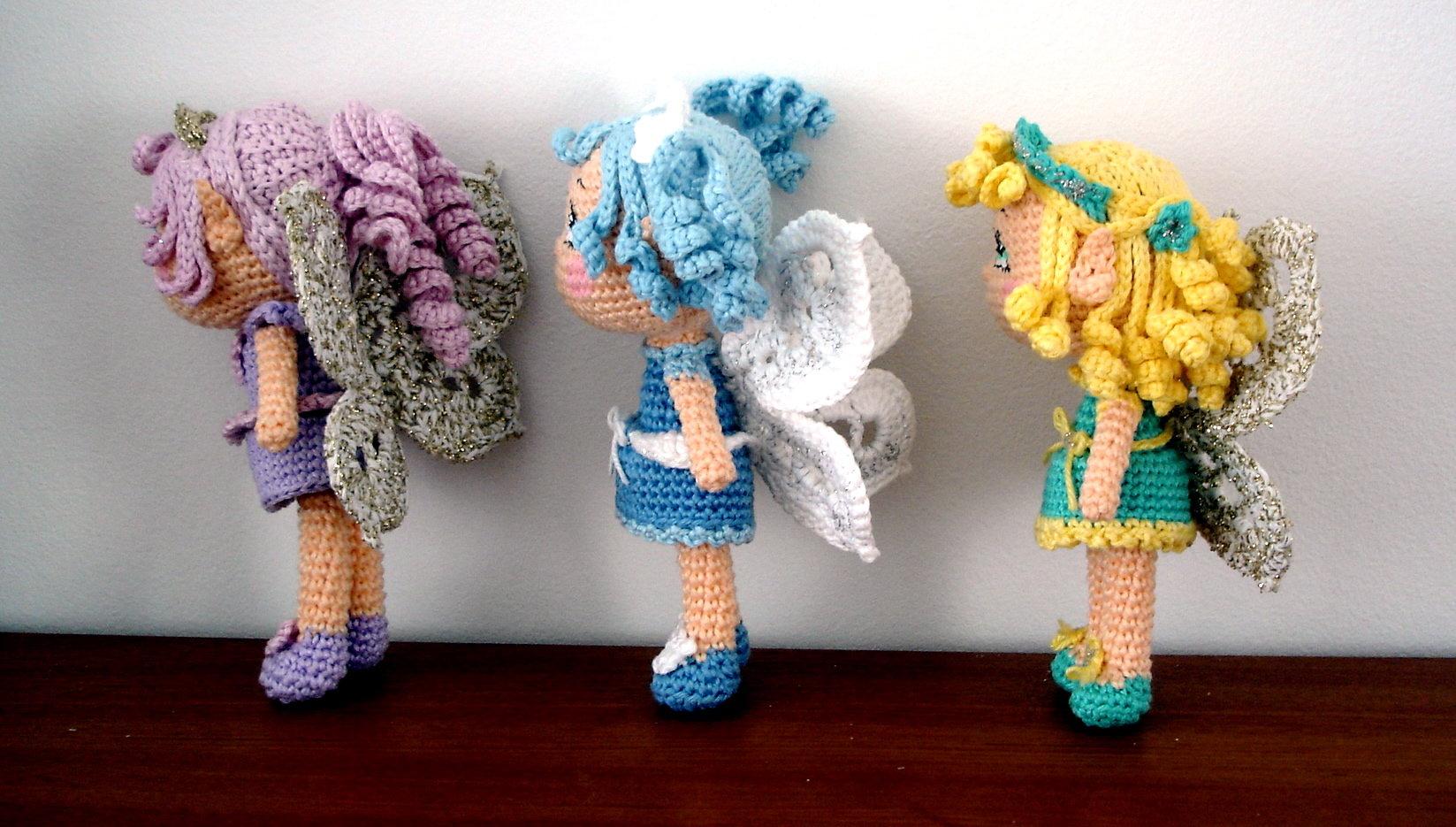 Fairy Dolls AmigurumiBBs Blog