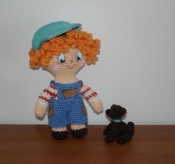 Amigurumi Hair Boy : One piece doll AmigurumiBBs Blog