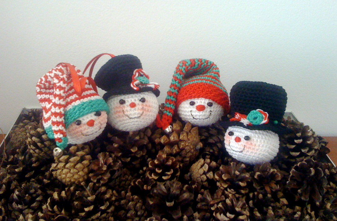 Vistoso Free Knitting Patterns For Christmas Ornaments Bosquejo ...