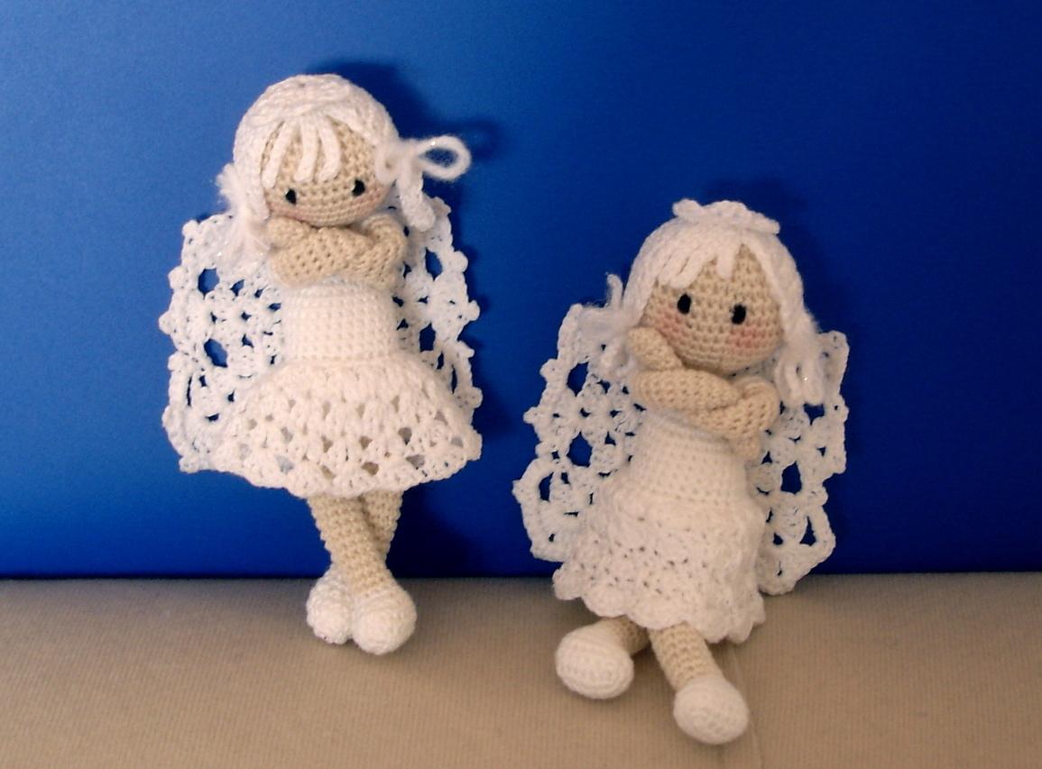 Amigurumi Crochet Angels : oombawkadesign Oombawka Design Page 3
