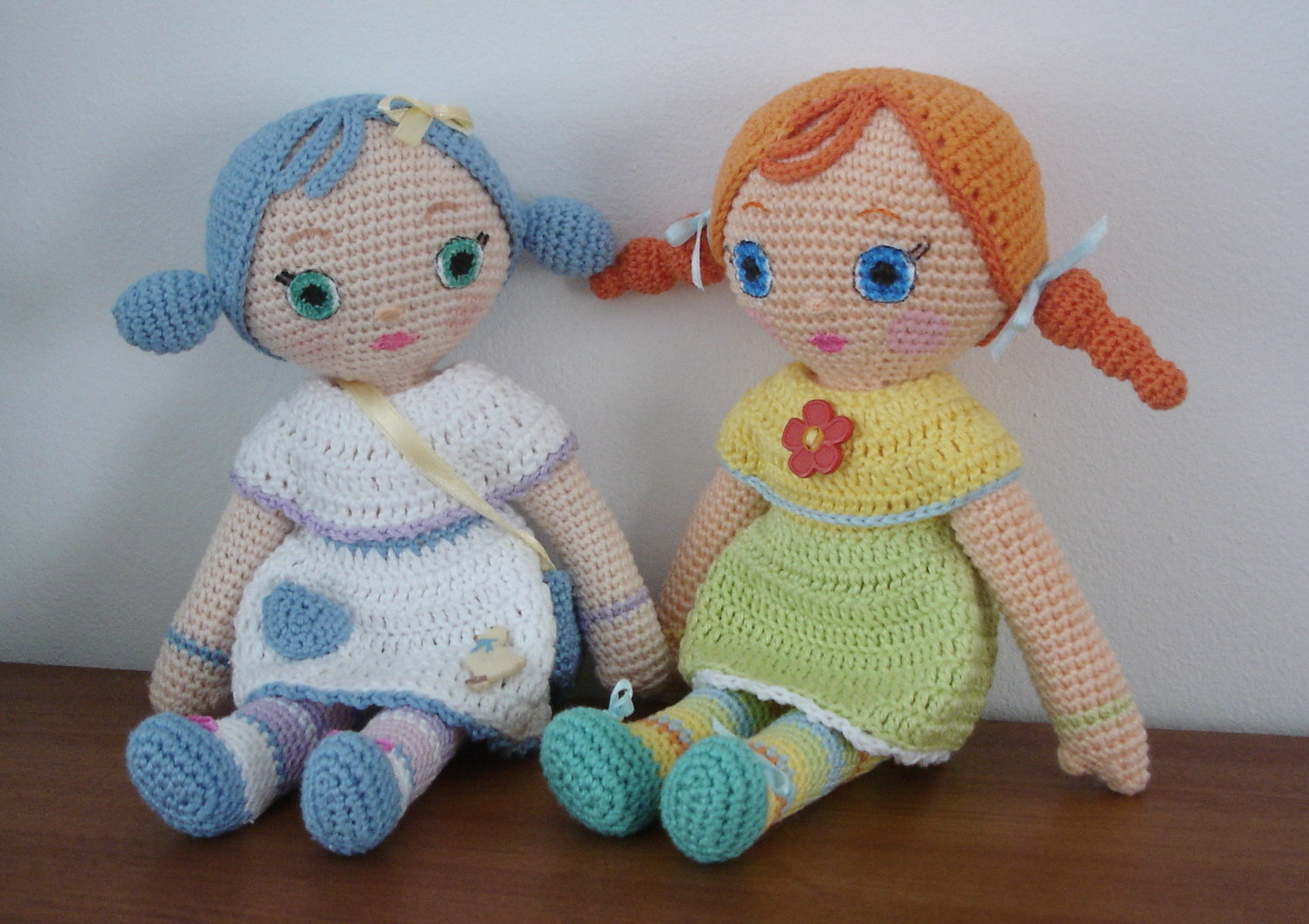 Small Amigurumi Doll Pattern : Free Mooshka doll pattern AmigurumiBBs Blog