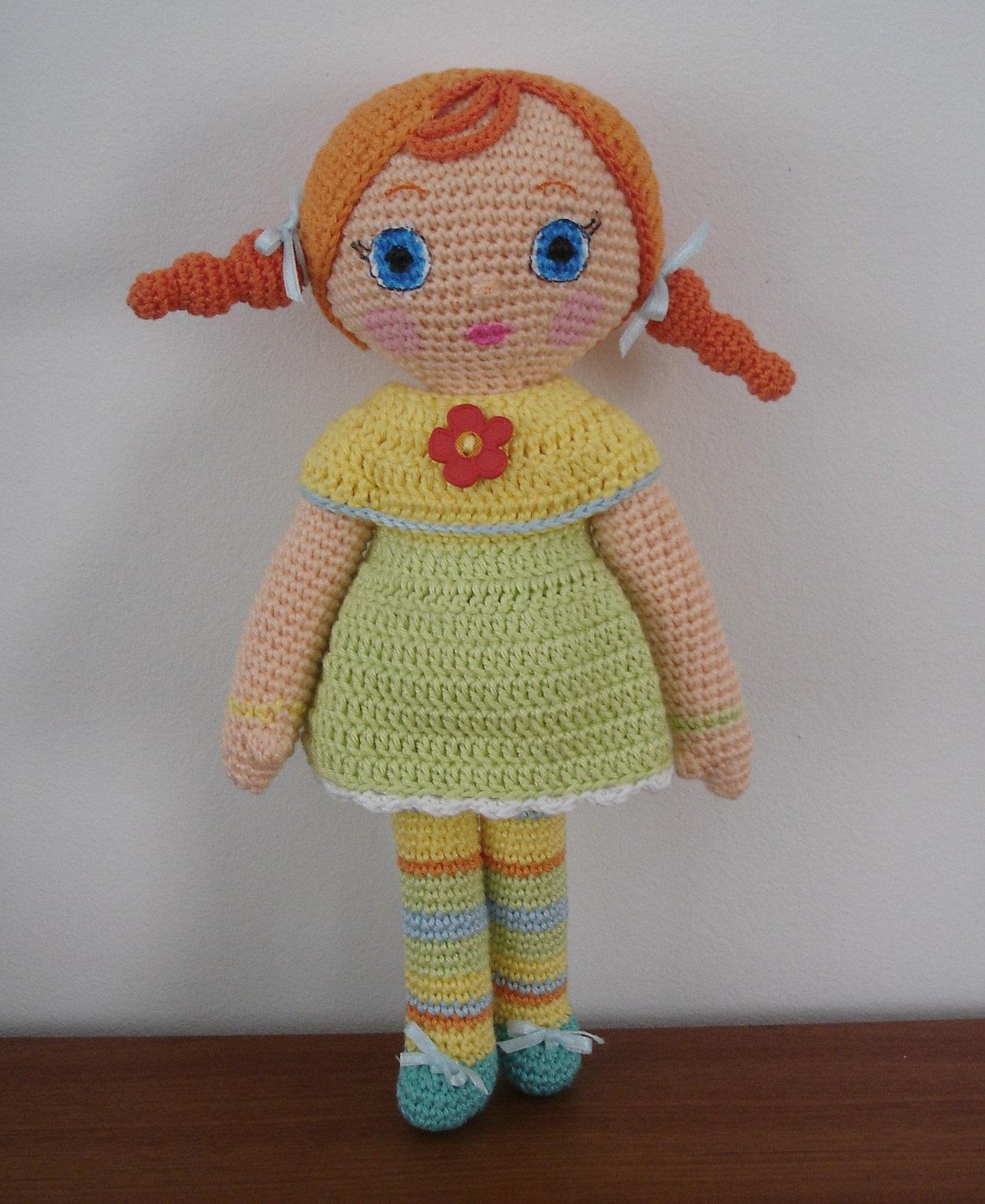 Free Crochet Patterns Baby Doll Clothes : Mooshka dolls AmigurumiBBs Blog