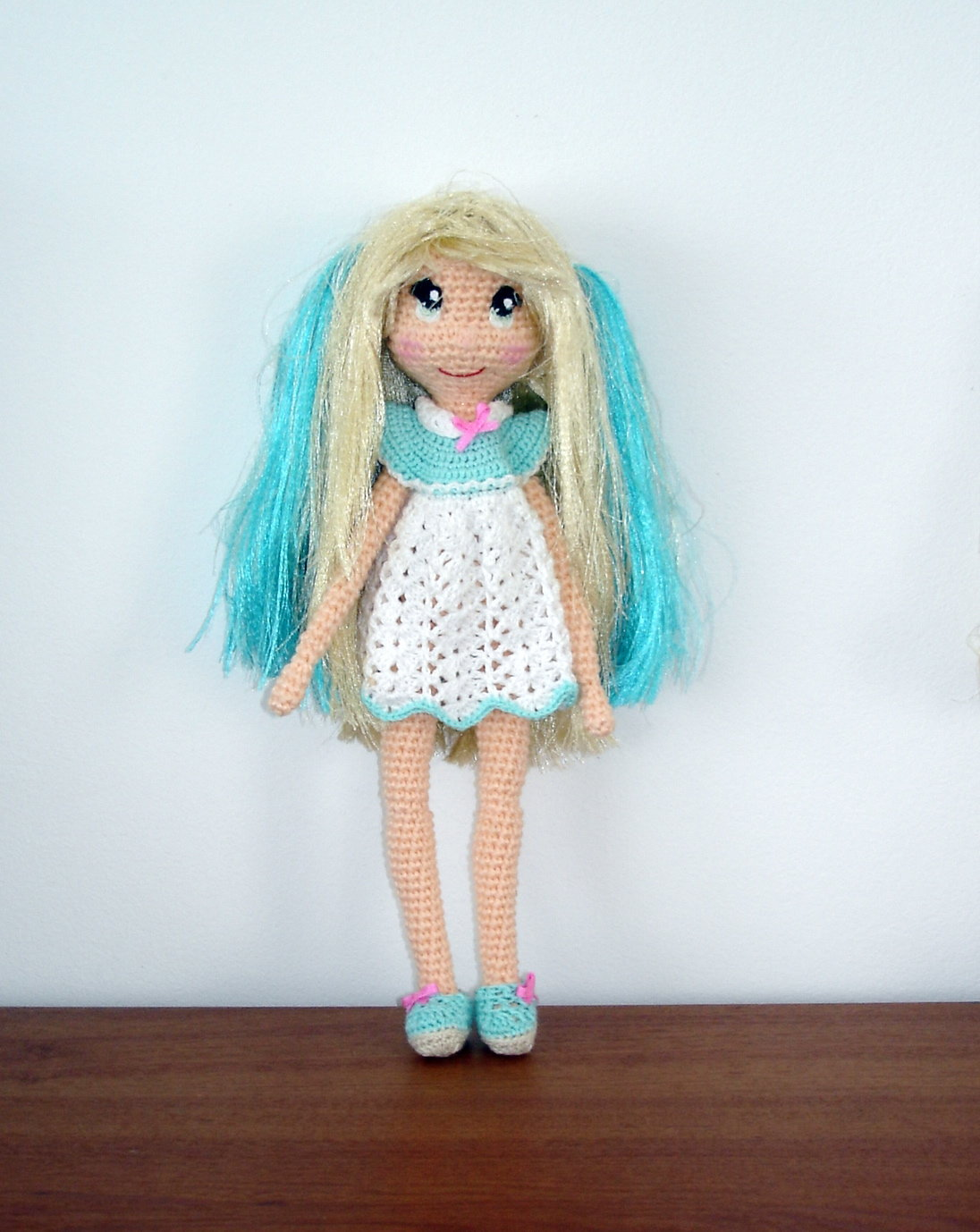 Knitting Patterns For Bratz Doll Clothes : Bratz inspired doll AmigurumiBBs Blog