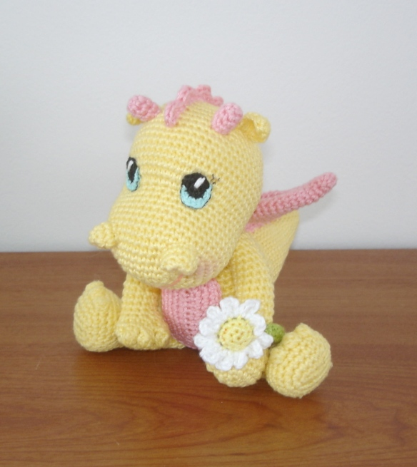 Free Crochet Toy Patterns For Toddlers : free crochet toy pattern AmigurumiBBs Blog