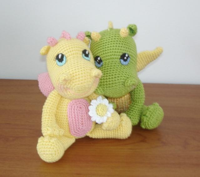 Baby Dragon AmigurumiBBs Blog