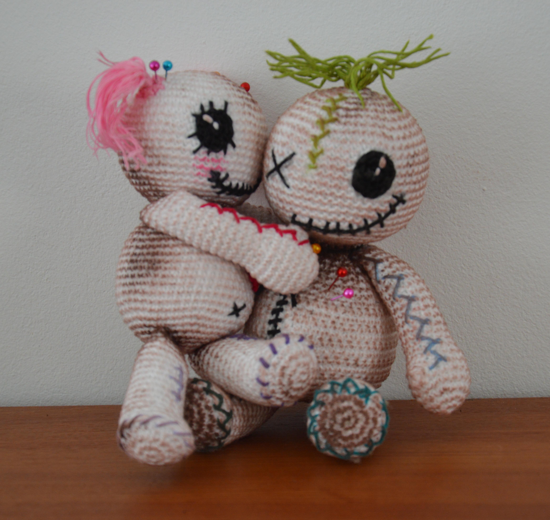 Voodoo anyone? AmigurumiBBs Blog