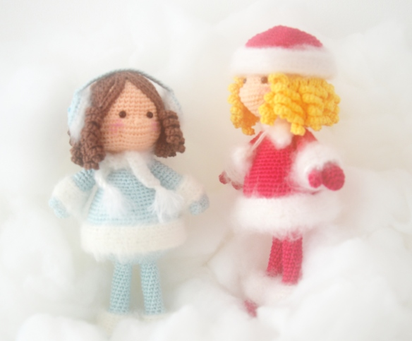 Winter dolls? AmigurumiBBs Blog