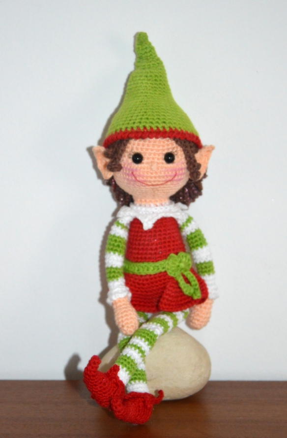 Elf Girl - AmigurumiBB