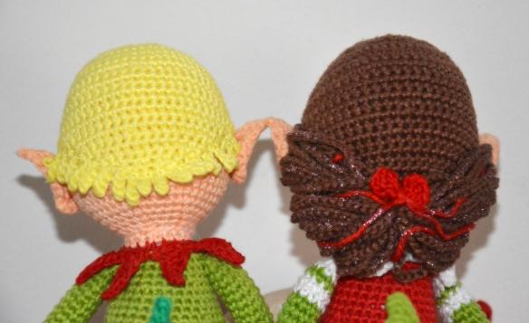 Elf's hair - AmigurumiBB