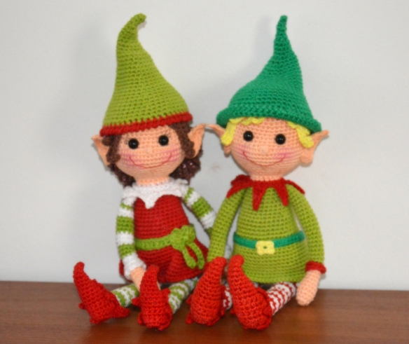 Christmas Elves - AmigurmiBB