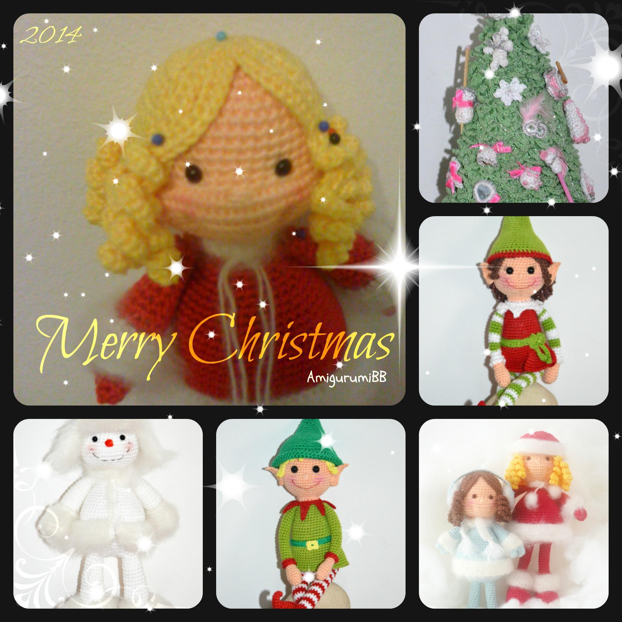 Merry Christmas from AmigurumiBB AmigurumiBBs Blog