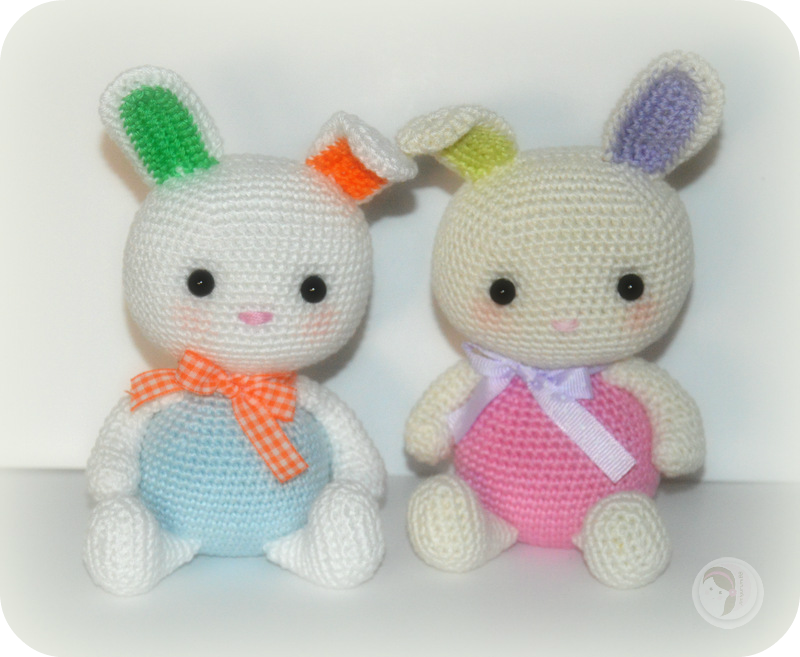 Baby Bunny Amigurumi Pattern : Bunny Babies and other Easter additions?. AmigurumiBBs Blog