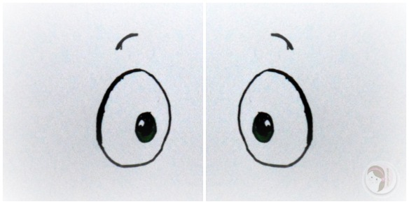 Willy's eyes